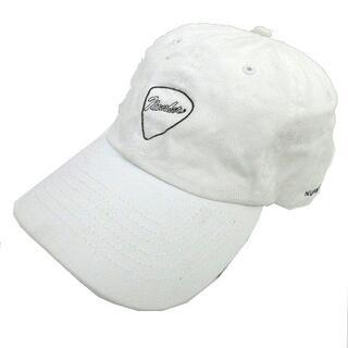 ナンバーナイン(NUMBER (N)INE)のナンバーナイン N(N)ピックロゴ コットンツイルCAP キャップ 帽子 RRR(その他)