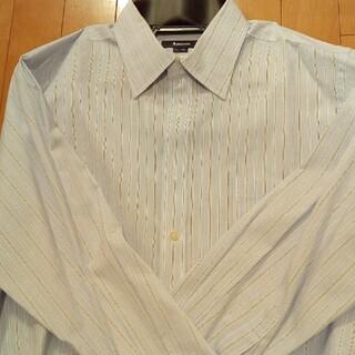 アクアスキュータム(AQUA SCUTUM)の美品☆アクアスキュータム 長袖Yシャツ 41-82(シャツ)