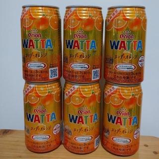 Orion WATTA エンダーオレンジ 6缶
