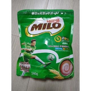 ネスレ(Nestle)のMILO ミロ Nestle 240㌘ 未開封(その他)