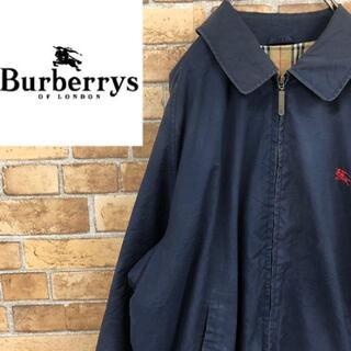 バーバリー(BURBERRY)の☆バーバリー☆90s burberry'S スウィングトップ イングランド制(ブルゾン)