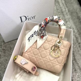 クリスチャンディオール(Christian Dior)の美品 DIOR クリスチャンディオール MYABC レディディオール スモール (ハンドバッグ)