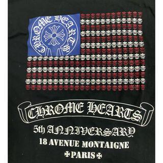 クロムハーツ(Chrome Hearts)のパリ限定chromeheartsクロムハーツ星条旗Tシャツ新品mattyboy(Tシャツ/カットソー(半袖/袖なし))