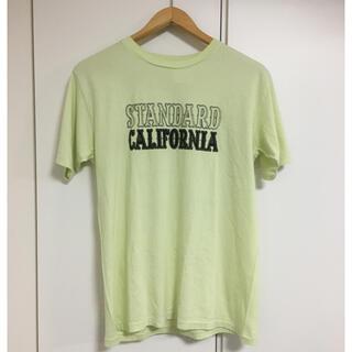 スタンダードカリフォルニア(STANDARD CALIFORNIA)の【期間限定価格】スタンダードカリフォルニアのTシャツ(Tシャツ(半袖/袖なし))