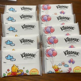 ポケットティッシュ クリネックス Kleenex  Disneyくまのプーさん