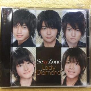 Sexy Zone「Lady ダイヤモンド(初回出荷限定盤A(ポップス/ロック(邦楽))