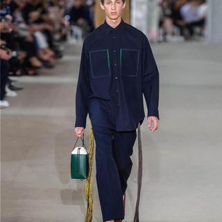 Jil Sander - 最安値❗️ジルサンダー jilsander 巾着バッグ ショルダーバッグ