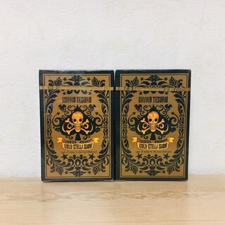 新品▼2つセット! ONEPIECE ワンピース カードゲーム トランプ(トランプ/UNO)