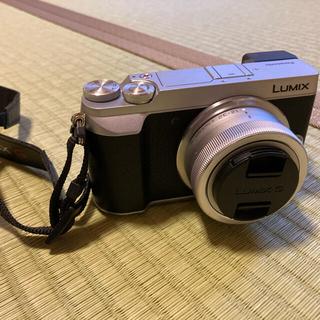 パナソニック(Panasonic)のPanasonic DMC-GX7MK2(デジタル一眼)