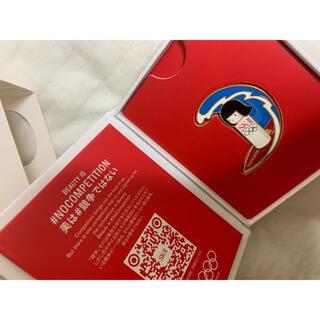 エスケーツー(SK-II)の非売品 SKII ピンバッチ オリンピック(記念品/関連グッズ)