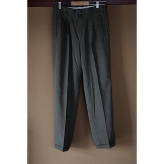 アンユーズド(UNUSED)のclass vintage double slacks 美品(スラックス)