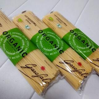 コストコ(コストコ)のコストコ オーガニックパスタ♡500gお得な3袋♡(麺類)