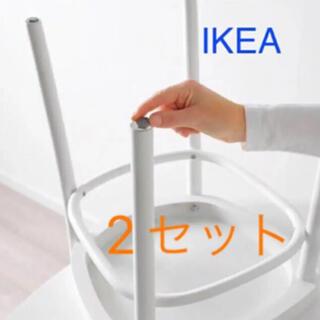 イケア(IKEA)のイケア IKEA 接着式フロアプロテクター20枚×2セット【新品 未開封】(その他)