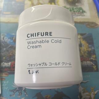 チフレケショウヒン(ちふれ化粧品)のちふれ コールドクリーム ウォッシャブルコールドクリーム クレンジング (クレンジング/メイク落とし)