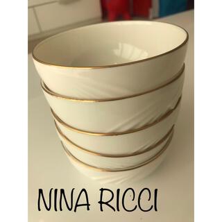 ニナリッチ(NINA RICCI)の【専用】Nina Ricci お椀 4点セット(食器)