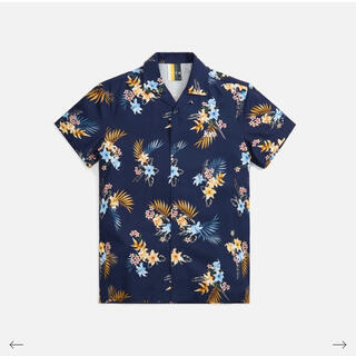 シュプリーム(Supreme)のKith Summer Thompson Camp Collar shirt M(シャツ)