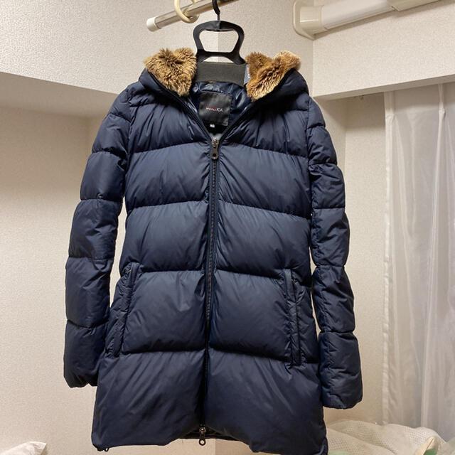 DUVETICA(デュベティカ)のデュベティカ ダウン コート ARWEN ネイビー 770 三越銀座 レディースのジャケット/アウター(ダウンコート)の商品写真