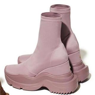 Yellow boots - yello SAKURA SYRUP SNEAKER SHORTBOOTS