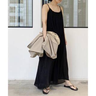 アパルトモンドゥーズィエムクラス(L'Appartement DEUXIEME CLASSE)のL'Appartement 【AISH/アイシュ】Cami Dress(ロングワンピース/マキシワンピース)