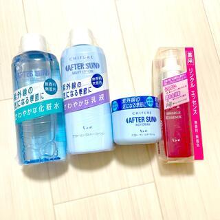 チフレ(ちふれ)のちふれ 4点セット★(化粧水/ローション)