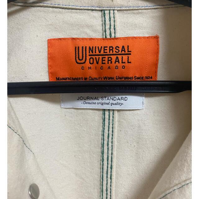JOURNAL STANDARD(ジャーナルスタンダード)のjournal standard×universal overall メンズのジャケット/アウター(カバーオール)の商品写真