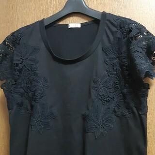 アクシーズファム(axes femme)のアクシーズファム レースTシャツ カットソー トップス(Tシャツ(半袖/袖なし))