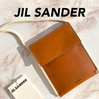 Jil Sander - 【希少モデル】JIL SANDER ジルサンダー レザー バッグ ポシェット