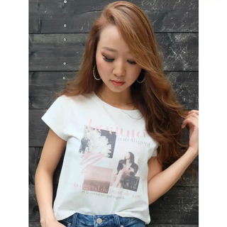 リゼクシー(RESEXXY)のresexxy tシャツ(Tシャツ(半袖/袖なし))