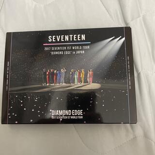 セブンティーン(SEVENTEEN)のSEVENTEEN DIAMOND EDGE DVD(K-POP/アジア)
