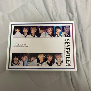 セブンティーン(SEVENTEEN)のSEVENTEEN IDEAL CUT DVD(K-POP/アジア)