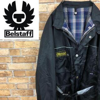 ベルスタッフ(BELSTAFF)の☆ベルスタッフ☆トライアルマスター ナイロンジャケット XL500 リフレクター(ナイロンジャケット)
