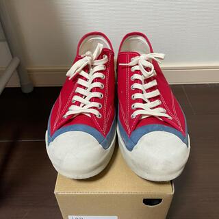 シャンティ(SHANTii)のtoast FOOT & EYEGEAR future red 8 1/2 (スニーカー)