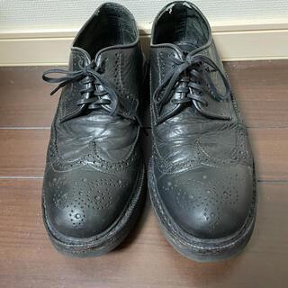 ヴィスヴィム(VISVIM)のVISVIM PATRICIAN BLACK US9 靴 シューズ(ドレス/ビジネス)
