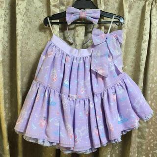 Angelic Pretty - 双子のエトワールスカート+カチューシャ/AngelicPretty/ロリータ