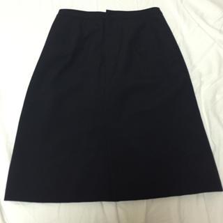 イーストボーイ(EASTBOY)のイーストボーイ   紺のタイトスカート(ひざ丈スカート)
