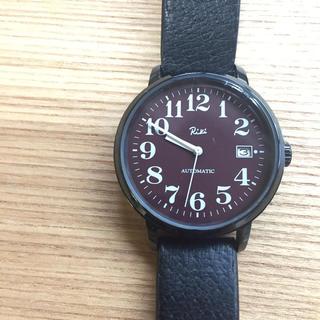 ムジルシリョウヒン(MUJI (無印良品))の渡辺力 腕時計(腕時計)