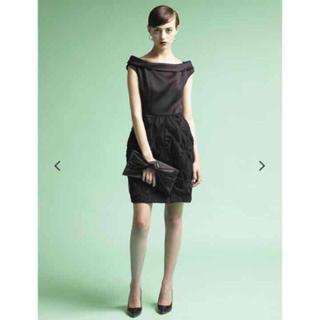 ラグナムーン(LagunaMoon)の売切希望♥︎お値下げ* タグ付き ラグナムーン 新品 ドレス(ミディアムドレス)