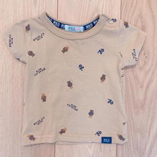 ポロラルフローレン(POLO RALPH LAUREN)のバースデイ POLO Baby ポロベアTシャツ80cm(Tシャツ)