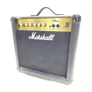 Marshall アンプ   MG15CD マーシャル(ギターアンプ)