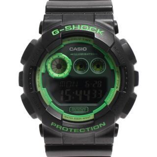 CASIO - カシオ CASIO 腕時計  G-SHOCK GD-120N メンズ