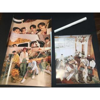 セブンティーン(SEVENTEEN)のyour  choice セブンティーン ポスター 4点セット セミコロン(K-POP/アジア)