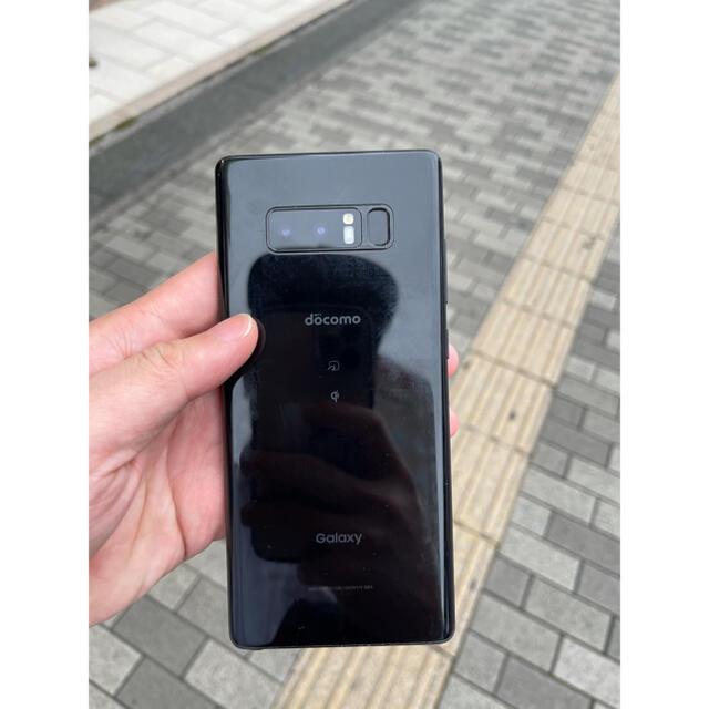 SAMSUNG(サムスン)のNOTE 8 スマホ/家電/カメラのスマホアクセサリー(Androidケース)の商品写真