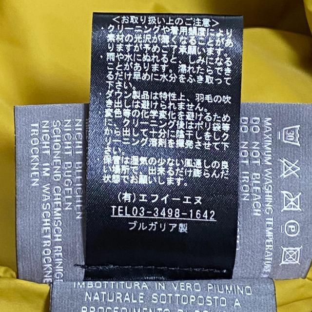 DUVETICA(デュベティカ)のデュベティカ ダウンベスト サイズ46 S 冬 メンズのジャケット/アウター(ダウンベスト)の商品写真