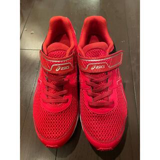 アシックス(asics)のasics アシックス ジュニア 22.5cm  スニーカー 靴 未使用(その他)