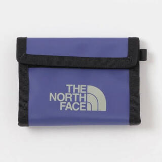 THE NORTH FACE - THE NORTH FACE BC Wallet Mini ボルトブルー