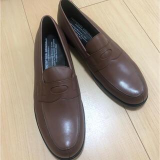 TOMORROWLAND - FOOTSTOCK ORIGINALS ローファー26.5cm