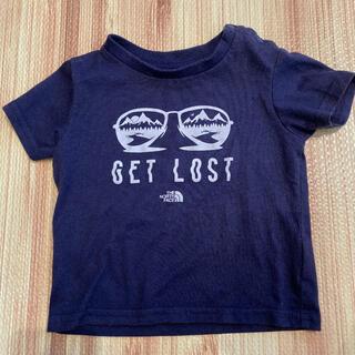 ザノースフェイス(THE NORTH FACE)のノースフェイス Tシャツ 80(Tシャツ)