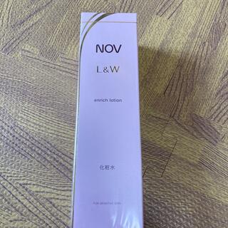 ノブ(NOV)のノブL&W エンリッチローション  化粧水 120mL  (化粧水/ローション)