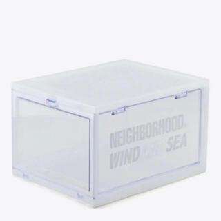 NEIGHBORHOOD - NEIGHBORHOOD × WIND AND SEA TOWER BOX