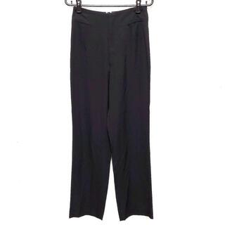 ヨウジヤマモト(Yohji Yamamoto)のヨウジヤマモト パンツ サイズ3 L - 黒(その他)
